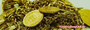 Gold verkaufen in Hamburg